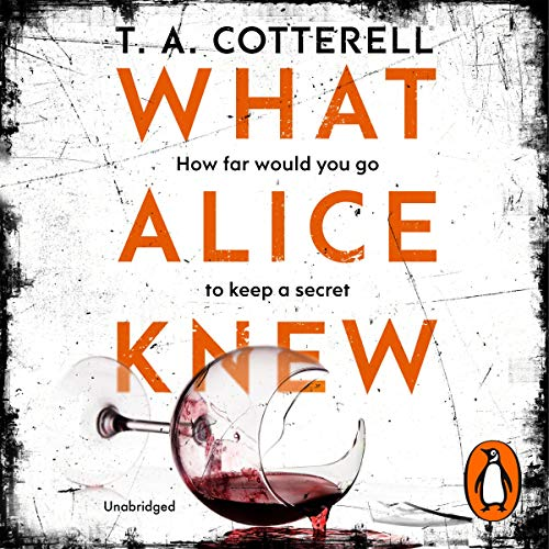 Couverture de What Alice Knew