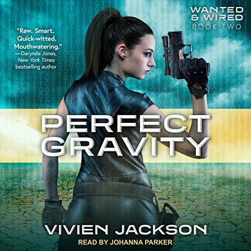 Perfect Gravity audiobook cover art