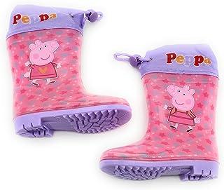 Peppa Pig, stivali da acqua per bambini e bambine