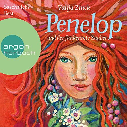Penelop und der funkenrote Zauber Titelbild