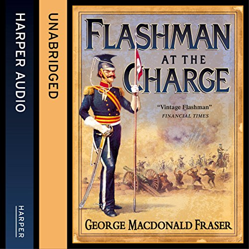 Page de couverture de Flashman at the Charge