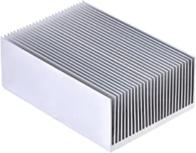 Aluminum Heat Sink Heatsink Module Cooler Fin for High Power Led Amplifier Transistor Semiconductor Devices with 23 pcs Fins 3.93