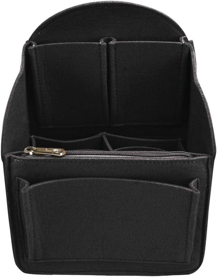New popularity Enerhu Felt Max 67% OFF Backpack Insert Organizer W Men Universal in Bag