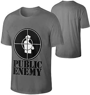 Public Enemy Mens New Short Sleeve T-Shirt