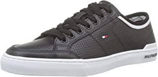 TOMMY HILFIGER Core Corporate Leather Sneaker