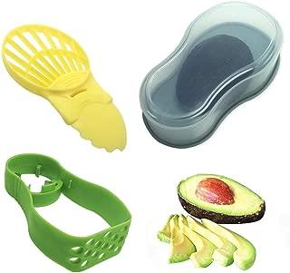 Avocado Slicer, Avocado Saver and 5-in-1 Multifunction Avocado Slicer Tool