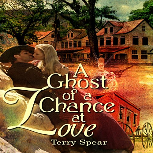 A Ghost of a Chance at Love audiobook cover art
