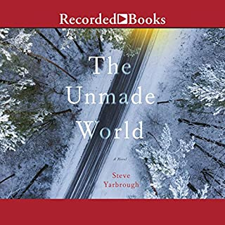 The Unmade World audiobook cover art