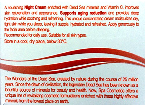 Vitamin C Anti-aging Night Cream 1.69 Fl Oz