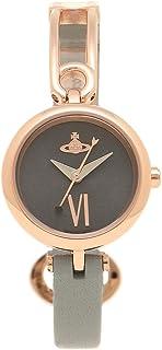 [ヴィヴィアンウエストウッド] 腕時計 レディース Vivienne Westwood VV200RSGY グレー ローズゴールド [並行輸入品]