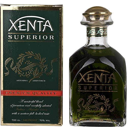 Xenta Superior Premium Absinthe - 700 ml