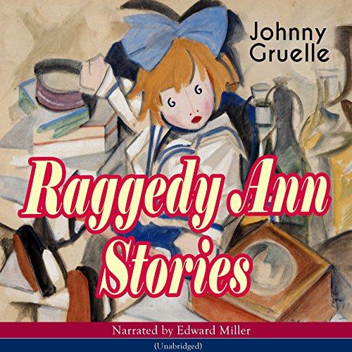 Raggedy Ann Stories audiobook cover art
