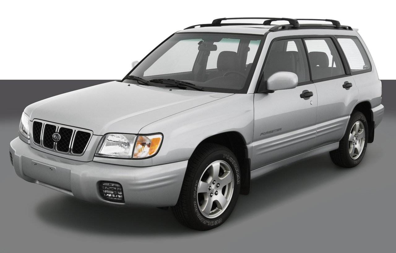 ... 2002 Subaru Forester S w/Premium Package and Leather, 4-Door Automatic Transmission ...
