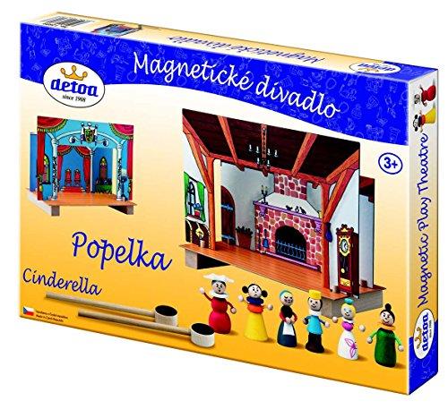 Detoa 12899 Magnetisches Theater Aschenputtel