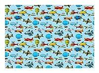 ジグソーパズル木製300/500/1000ピース大人の子供のパズルおもちゃクリエイティブギフト-アニメ飛行機 Puzzle0HW (Size : 1000pcs)
