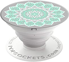 PopSockets: Collapsible Grip & Stand for Phones and Tablets – Peace Mandala Tiffany