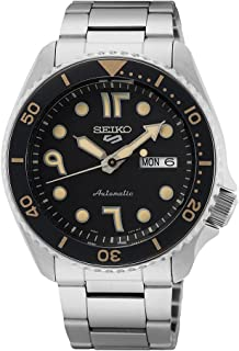 Seiko Sport 5 Exclusive Edition with Arabic Dial SRPF89K1