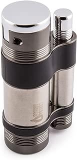 Pocket Rocket Triple Flame Jet Lighter - Black