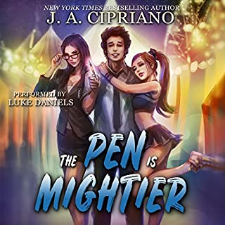 The Pen Is Mightier cover art