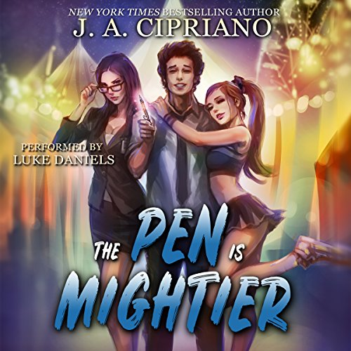 The Pen Is Mightier audiobook cover art