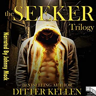 The Seeker Trilogy cover art