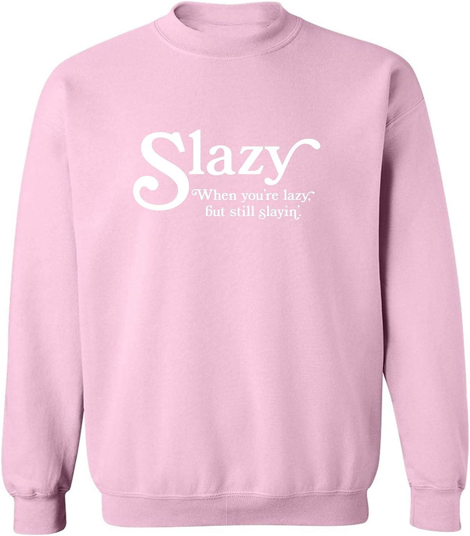 zerogravitee Slazy Crewneck Sweatshirt