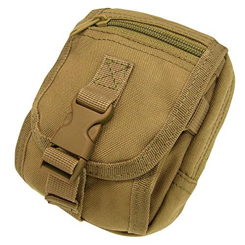 Condor MA26-498 Gadget Pouch Coyote Brown