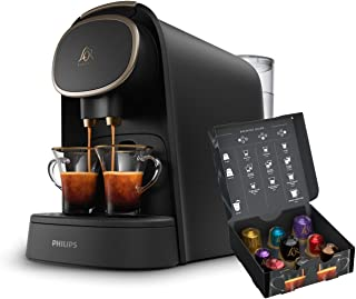 Philips L'OR Barista LM8016/90 - Cafetera compatible con cá