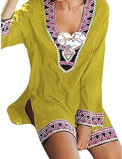 GzxtLTX Mens Summer Camouflage Ruffle Patchwork Short Sleeved T-Shirt Top Blouse