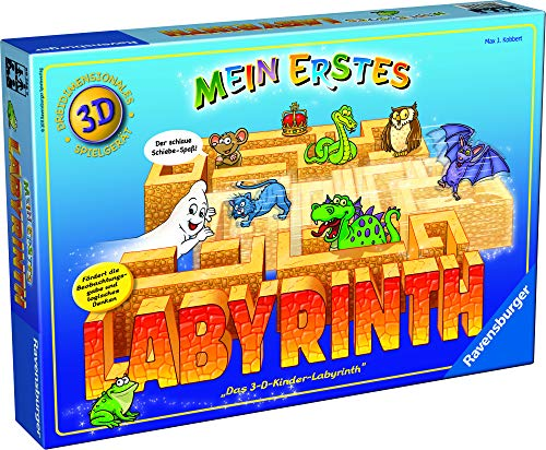 Ravensburger 89746 - Mein erstes Labyrinth