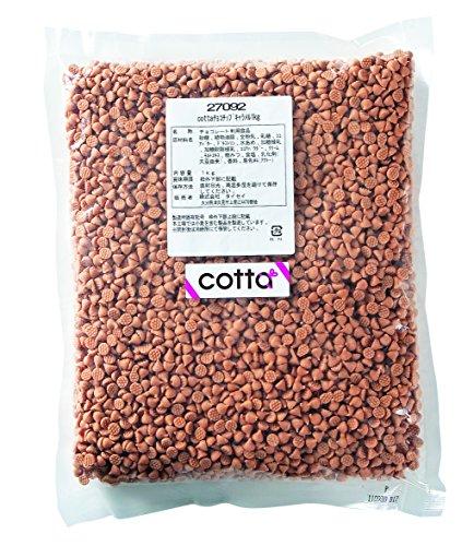 タイセイ『cotta チョコチップ キャラメル』