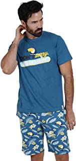 Amazon.es: LUCICRIS - Ropa de dormir / Hombre: Ropa