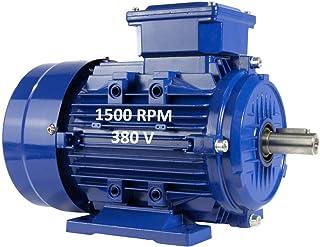 MOTOR ELECTRICO TRIFASICO 2,2KW / 3CV 220 / 380V 1500RPM B3 (PATAS) TAMAÑO 100L - EJE 28mm ALREN
