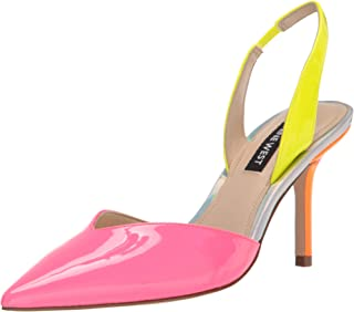 حذاء نسائي NINE West WNHELLO3, (زهري متوسط), 37 EU