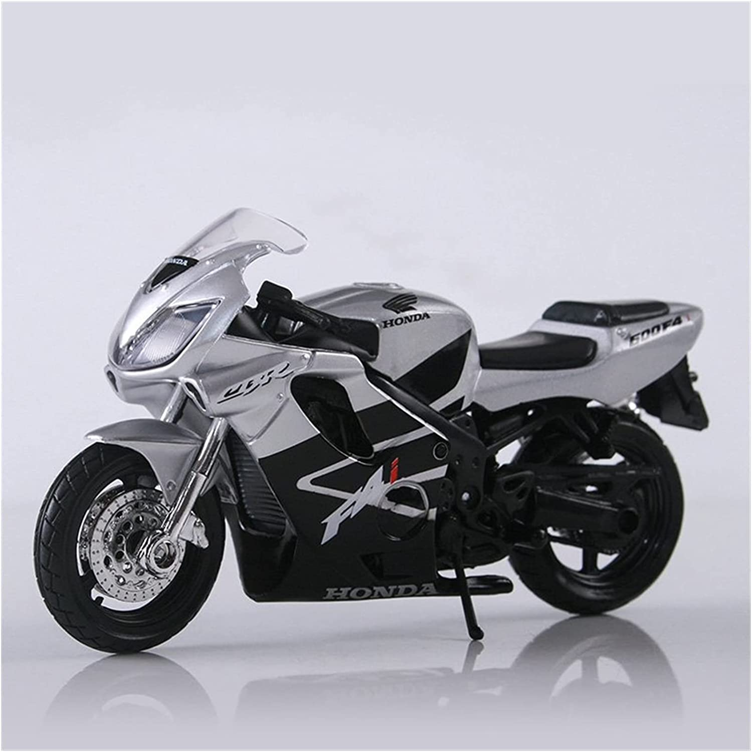 Motorcycle Alloy Decoration Toys 1:18 Honda 25% OFF CBR600F4i Max 47% OFF Simula for