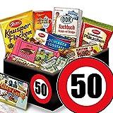 Geschenke 50. Geburtstag + Ost Paket Schoko + Mama Geburtstag 50 -