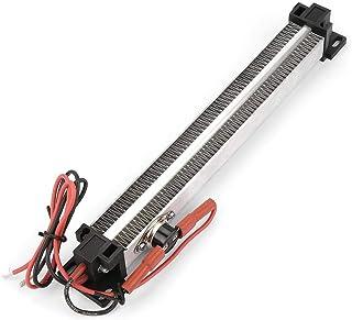 Elemento Calefactor PTC 220V 500W Calentador de Aire de Cerámica PTC Aislado Termistor PTC