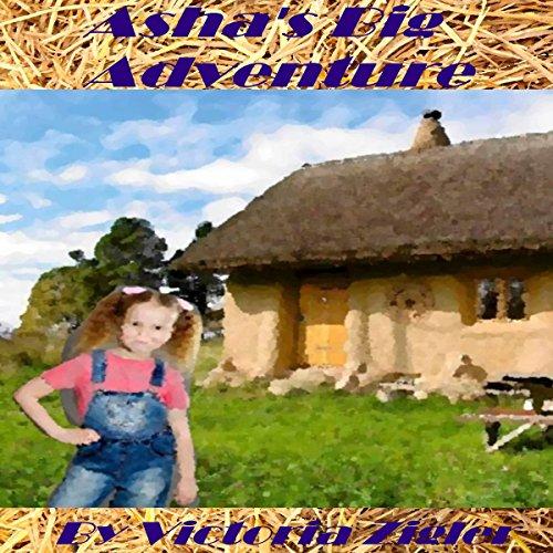 Asha's Big Adventure Titelbild