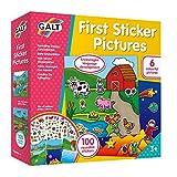 Galt Toys Erste Stickerbilder