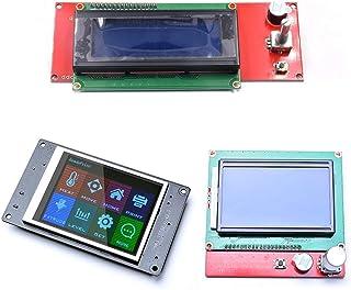 إكسسوارات الطابعة MKS TFT32 L V4 شاشة طباعة ثلاثية الأبعاد لوحة رئيسية، لون لوحة رئيسية، وحدة تحكم باللمس ذكية عرض 3.2 بوصة