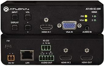 Atlona AT-HD-SC-500 Three-Input Scaler for HDMI and VGA Signals