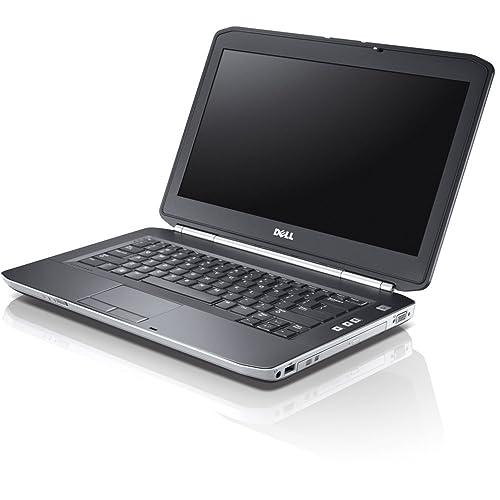 Dell Latitude E5430 14in Notebook PC - Intel Core i3-2350M 2.3GHz 8GB 320GB DVDRW Windows 10 Professional (Renewed)