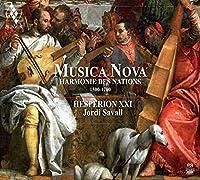 MUSICA NOVA HARMONIE DES
