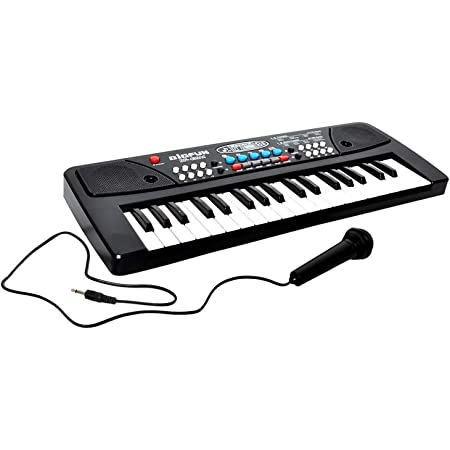 The Flyer's Bay 37 Key Electric Piano Keyboard Musical Toy