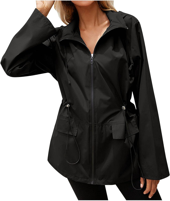 Women's Hooded Waterproof Zipper W Windproof National uniform free shipping National products Raincoat