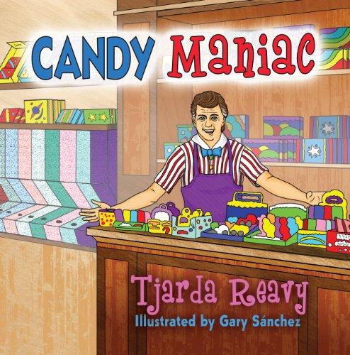 Candy Maniac (English Edition)