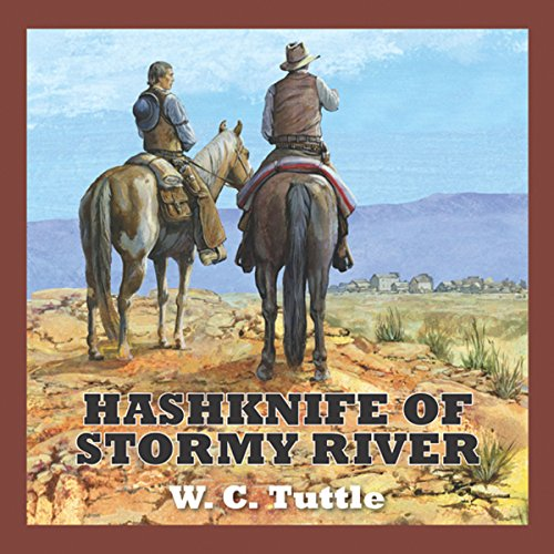 Hashknife of Stormy River cover art