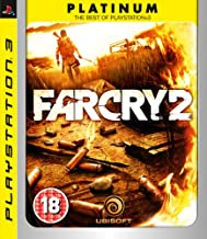 PS3 Far Cry 2 Platinum Edition