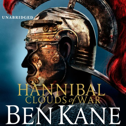 Hannibal: Clouds of War audiobook cover art