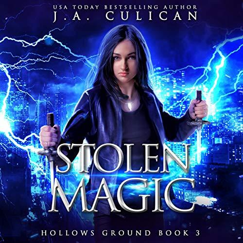 Stolen Magic cover art